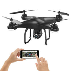 HS120D GPS Drone FPV 1080p HD Camera With Wifi RC Quadcopter Toy Child Gift US $189.99