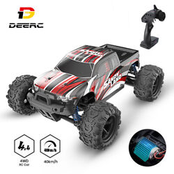 300E RC 4WD Car 1:10 High Speed Brushless Monster Truck Electric Toy Children $129.00