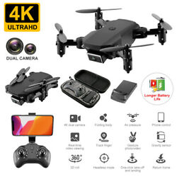 Foldable Drone with Camera WiFi FPV Quadcopter with Wide Angle 1080P HD Camera $41.99