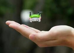 Mini Drone Small Pocket Drone Quadcopter 3D Roll Helicopter Kids Remote Control $29.89