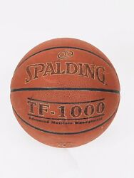 Spalding TF 1000 Advanced Moisture Management Game Basketball Full Size 29.5 $33.70