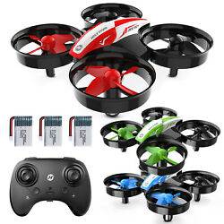 Holy Stone HS210 Mini RC Drone Remote Control Nano Quadcopter 3D Flip For Kids $25.94