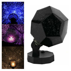 Night Sky Lamp Starry Galaxy Constellation Star Celestial Projector Cosmos Light $10.99