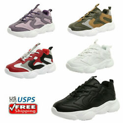 Kids Boys Girls Running Shoes Outdoor Sports Shoes Fashion Sneakers $13.49