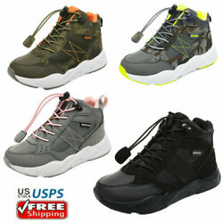 Kids Boys Girls Fashion High top Sneakers Athletics Shoes $13.49