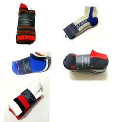 Tommy Hilfiger Kids Socks Cotton Ankle Crew Infants Boys Socks $15.99