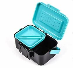 Fishing Live Bait Box Worm Storage Container $17.18