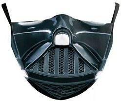 STAR WARS DARTH VADER Adjustable ADULT Cloth Face Mask Washable FREE SHIPPING $8.95