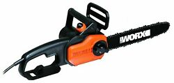 WORX WG305 8 Amp 14quot; Electric Chainsaw with Auto Tension $22.99