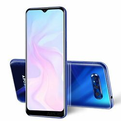 S10 2021 New Unlocked Cell Phone Android 9.0 Smartphone Dual SIM Quad Core Cheap $91.95