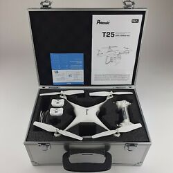 Potensic T25 Drone 1080P HD Camera RC Quadcopter FPV GPS Drones with Carry Case $139.99
