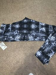 spalding leggings medium $10.99