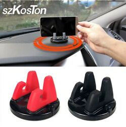 360 Degree Car Phone GPS Holder Desk Dashboard Sticking Mobile Phone Mount $2.99