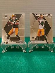 2020 Panini Mosaic 🏈 Football Jordan Love Base RC and NFL DEBUT Packers $20.00