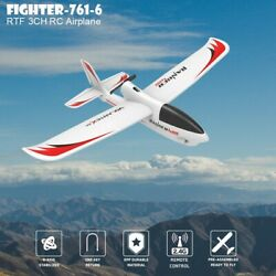 RC Plane 3CH Airplane Aircraft Built In Gyro System Easy To Fly RTF For Beginner $76.88