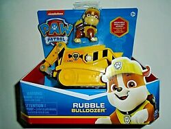 Nickelodeon Paw Patrol Rubble#x27;s Bulldozer quot;NEWquot; $18.00