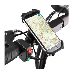 Silicone Bicycle Phone Holder for IPhone 11 pro max 6 7 8plus X Xr Xs for Mobile $9.99