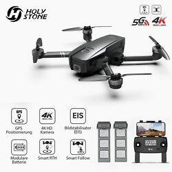 HS720E RC GPS EIS Drone with 4K HD Camera FPV Brushless Foldable Quadcopter $269.00