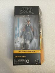 Star Wars Black Series Ahsoka Tano Clone Wars 6 Inch Walmart Exclusive $47.50