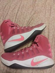 Nike Hyperdunk Cancer Awareness Size 12 Mens $49.99