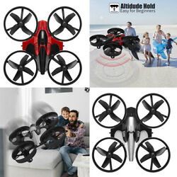 RC Mini Drone Nano Quadcopter For Kids Beginners Helicopter Plane Indooramp;Outdoor $21.90