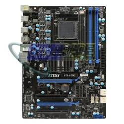 FOR MSI 970A G43 Motherboard MS 7693 Socket AM3 AMD 970 Chipset DDR3 Memory $73.58