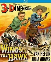 Wings of the Hawk 3 D New Blu ray Special Ed 3D $23.09