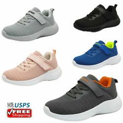 Kids Boys Girls Fashion Sneakers Comfort Running Shoes Athletic Shoes $19.94