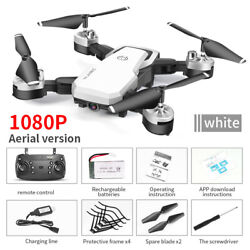 US HJ28 Large Foldable WIFI GPS FPV RC Quadcopter 1080P HD Camera Remote Drone $38.96