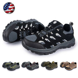 Mens Hiking Athletic Mountain Outdoor Trail Trekking Breathable Climbing Camping $35.15