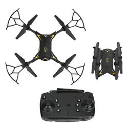 Ky601s Folding Quadcopter Long Endurance Altitude Hold Remote Control Drone New $68.38