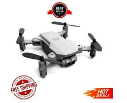 New Mini Drone WIFI FPV 4K HD Camera GPS Foldable Quadcopter Long Fly Time 2021 $42.99