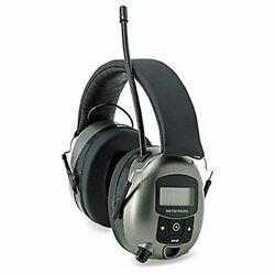 Safety Works 6 MP3 AM FM Digital Radio Ear Muffs $62.80