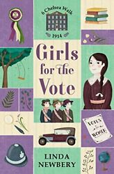 Girls for the Vote 6 Chelsea Walk by Linda Newbery Book The Fast Free Shipping $7.97
