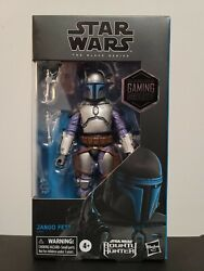 Star Wars Black Series 6quot; Jango Fett Gaming Greats Exclusive New In Hand $35.75
