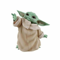 8cm 16cm Star Wars Mandalorian Baby Yoda Action Figure Collection Model Toy Gift $16.99
