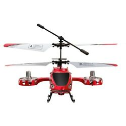 4.5CH USB Charging RC Helicopter Remote Control Gyro Kids Gift RTF Aircraft Toy $43.49