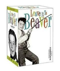Leave It to Beaver: The Complete Series 36 DVD Box Set New Free Shipping $55.99