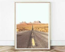 Gallery Wall Set Travel Poster High Quality No Frame Poster Art Style Decor $17.80