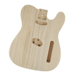 DIY Guitar Body Unfinished DIY for TL Electric Guitar Barrel Replacement $35.09