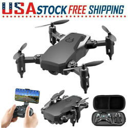 LF606 2.4G RC Mini Drone Camera 4K WiFi FPV Headless Mode Quadcopter with Bag US $37.59