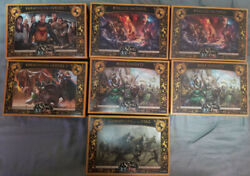Song of Ice and Fire miniatures Baratheon Army Lot Painted $429.99