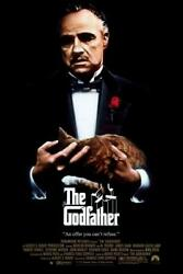 The Godfather1972 Poster No Frame Home Decor Wall Art Decor Poster For Gift $19.80