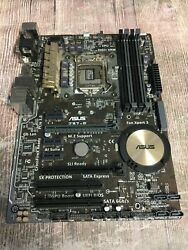 Asus Motherboard Z97 E Intel i Series No CPU Included Tested $99.99