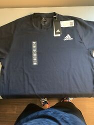 NEW Adidas Freelift Climalite shirt SZ L black Large Men's NWT $14.99