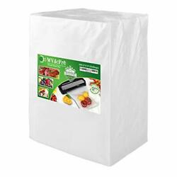200 Count Vacuum Sealer Bags Commercial for Food Storage or Sous Vide Cooking