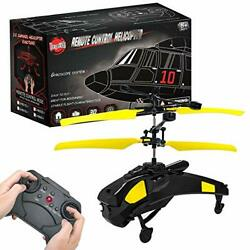 Remote Control Helicopter RC Helicopter Flying Toy with Gyro for Kids Boys $28.39