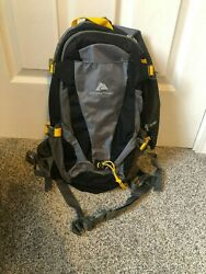 Ozark Trail Black Gray Hydration Compatible Day Pack Backpack $20.00