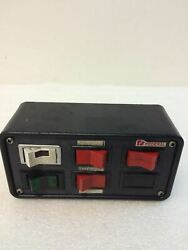 Federal Sign amp; Signal Corp SW70 Switchbox WORKING FREE SHIPPING $124.99