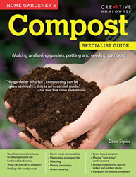 Squire David Home Gardeners Compost BOOK NEW $17.87